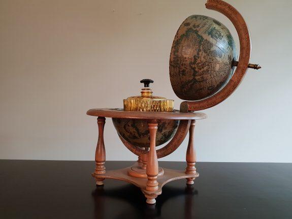 Italiaanse globe bar
