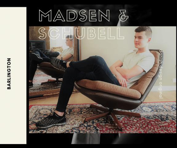 Madsen & Schubell (MS-68) fauteuil