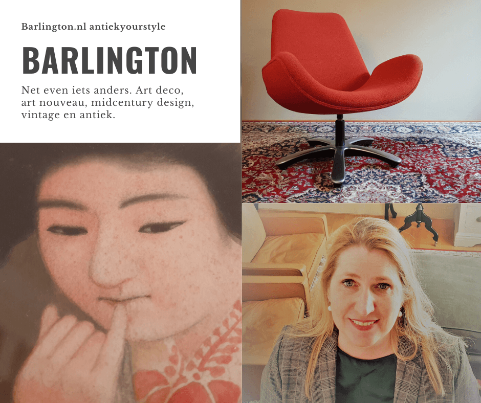Over Barlington, Antiek your style
